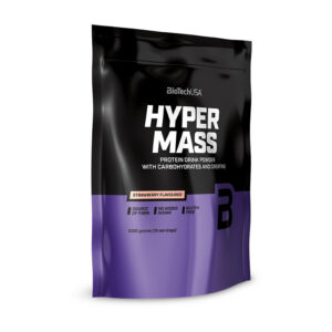 Купить гейнер Hyper Mass (1 кг) от BioTech USA.