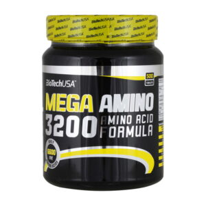 КупитьMega Amino 3200 (500 таблеток) от BioTech USA.