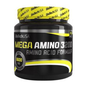 КупитьMega Amino 3200 (300 таблеток) от BioTech USA.