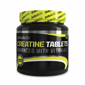 КупитьCreatine Tablets (200 таблеток) от BioTech USA.