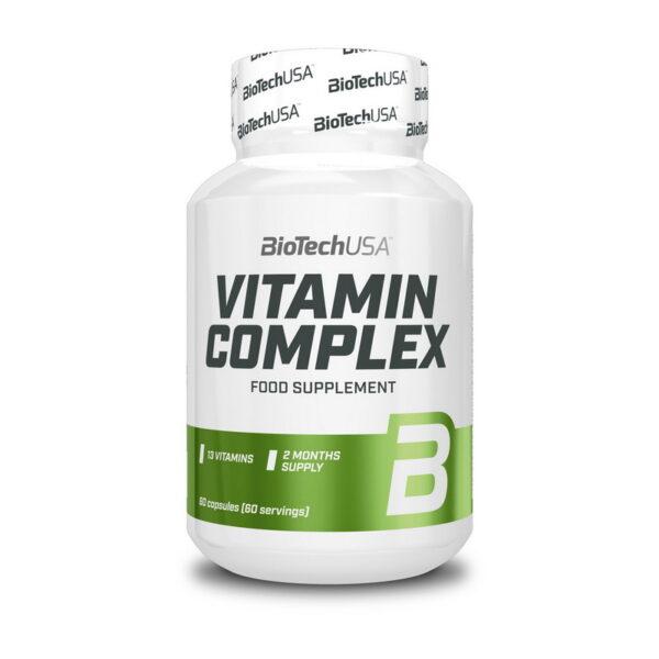 КупитьVita Complex (60 таблеток) от BioTech USA.