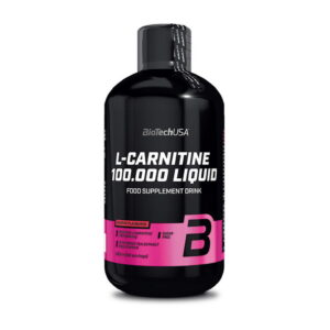 КупитьL-Carnitine 100 000 (500 мл) от BioTech USA.
