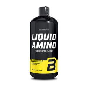 КупитьLiquid Amino (1000 мл) от BioTech USA.
