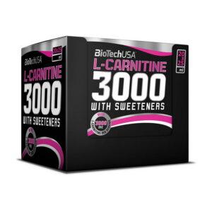 КупитьL-Carnitine Ampule 3000 (20 x 25 мл) от BioTech USA.