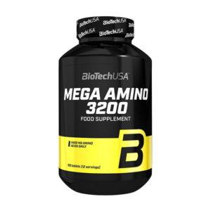 КупитьMega Amino 3200 (100 таблеток) от BioTech USA.