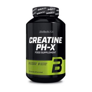 КупитьCreatine pH-X (210 капсул) от BioTech USA.