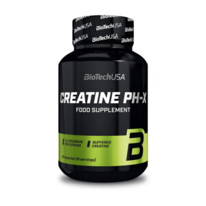 КупитьCreatine pH-X (90 капсул) от BioTech USA.