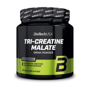 Купить креатин Tri-Creatine Malate (300 гр) от BioTech USA.