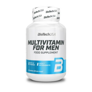 Купить Multivitamin for men Men`s Perfomance (60 таблеток) от BioTech USA.