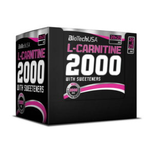 КупитьL-Carnitine Ampule 2000 (20 x 25 мл) от BioTech USA.