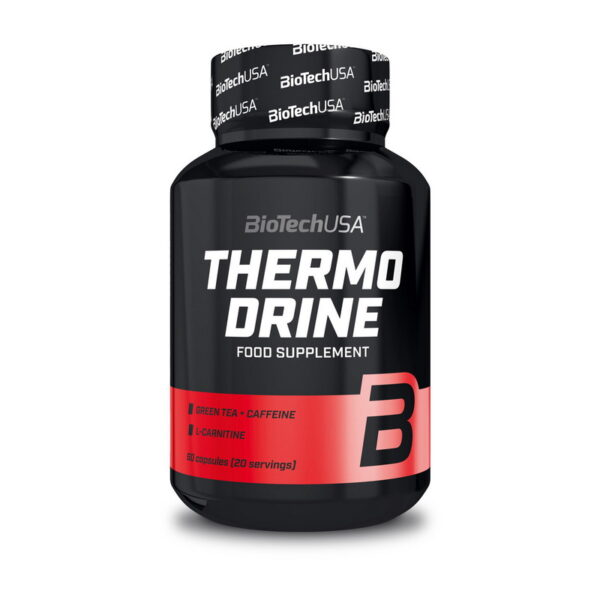 Купить жиросжигатель Thermo Drine (60 капсул) от BioTech USA.