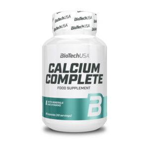 КупитьNatural Calcium Complete (90 капсул) от BioTech USA.