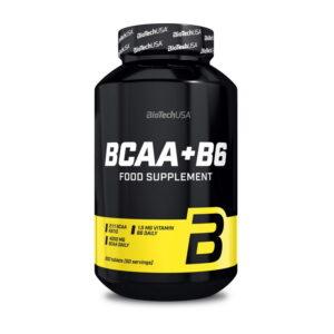 Купить BCAA+B6(100 таблеток) от Biotech USA.