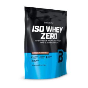Купить Iso Whey Zero lactose free (500 гр) от BioTech USA.