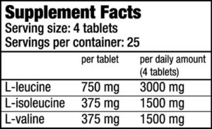 КупитьBCAA 6000 (100 таблеток) от BioTech USA.