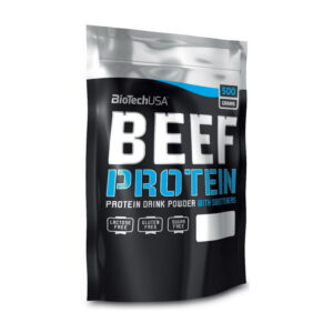 Купить BEEF Protein (500 гр) от BioTech USA.