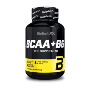 Купить BCAA+B6(200 таблеток) от Biotech USA.