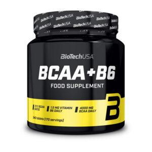 Купить BCAA+B6(340 таблеток) от Biotech USA.