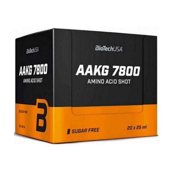 КупитьAAKG 7800 (20*25 мл) от BioTech USA.