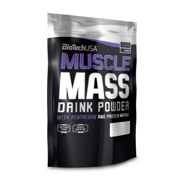 КупитьMuscle Mass (1 кг) от BioTech USA.