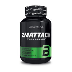 КупитьZMA TTACK (60 капсул) от BioTech USA.