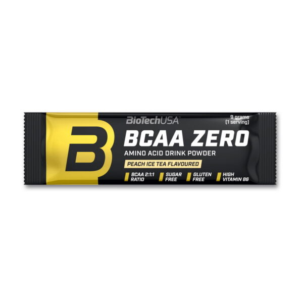 КупитьBCAA Zero (9 гр) от BioTech USA.