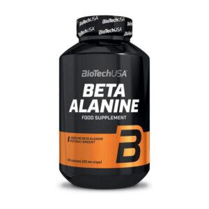 КупитьBeta Alanine Mega Cap (90 капсул) от BioTech USA.