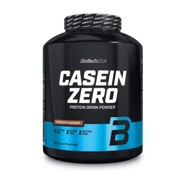 КупитьCasein ZERO (2,27 кг) от BioTech USA.