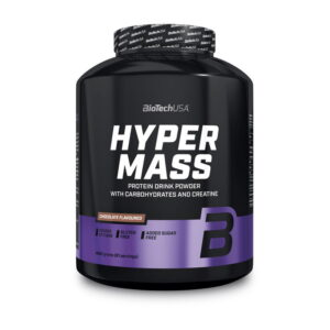 Купить гейнер Hyper Mass (4 кг) от BioTech USA.