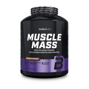 КупитьMuscle Mass (2,27 кг) от BioTech USA.