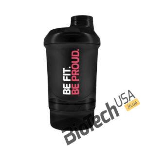 КупитьShaker Wave Mini + 2 in 1 For Her (300 мл) от BioTech USA.