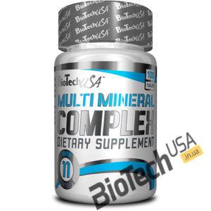 КупитьMulti Mineral Complex (100 таблеток) от BioTech USA.