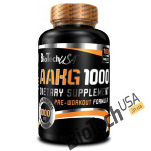 КупитьAAKG 1000 (100 таблеток) от BioTech USA.