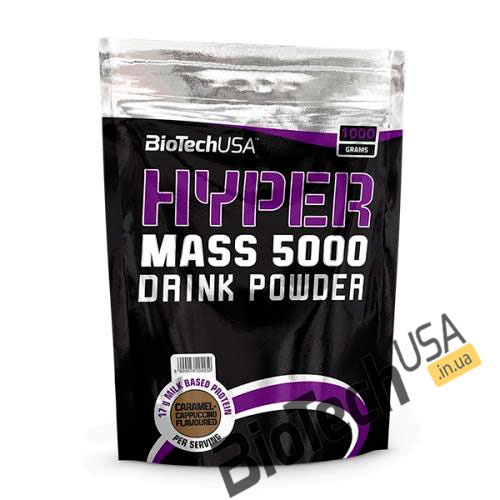 КупитьHyper Mass 5000 (1 кг) от BioTech USA.