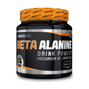 КупитьBeta Alanine (300 гр) от BioTech USA.