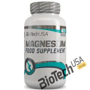 КупитьMagnesium (120 капсул) от BioTech USA.