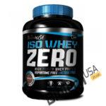 Iso Whey Zero lactose free (2,27 кг) - belyj-shokolad
