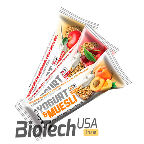 КупитьYogurt & Muesli (30 гр) от BioTech USA.