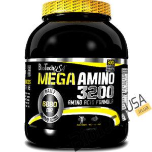 КупитьMega Amino 3200 (300 таблеток)