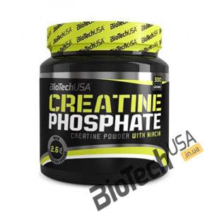 КупитьCreatine Phosphate (300 гр) от BioTech USA.