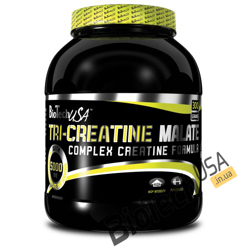 КупитьTri-Creatine Malate (300 гр) от BioTech USA.