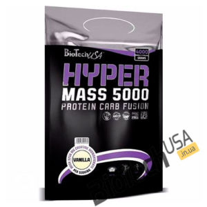 КупитьHyper Mass 5000 (4 кг) от BioTech USA.