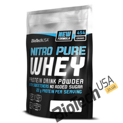 КупитьNitro Pure Whey (454 гр) от BioTech USA.