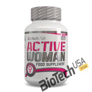 КупитьActive Woman (60 таблеток) от BioTech USA.