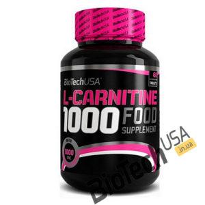 КупитьL-Carnitine 1000 (60 таблеток) от BioTech USA.