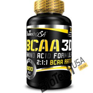 Купить BCAA 3D (90 капсул) от BioTech USA.