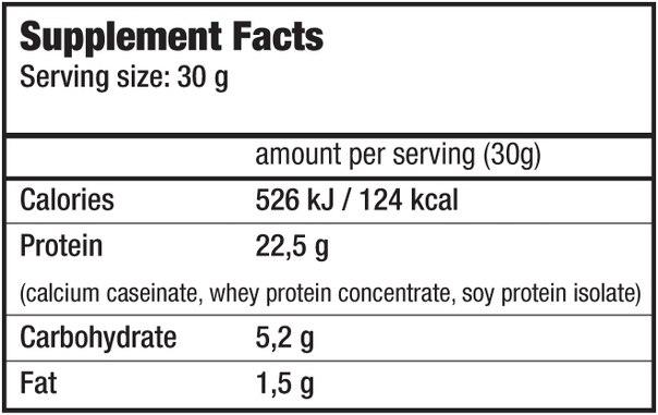 КупитьProtein Power (1 кг) от BioTech USA.