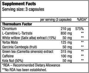 КупитьThermo Drine (60 капсул) от BioTech USA.