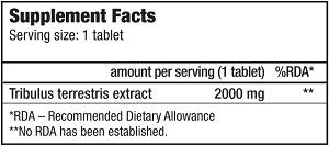 КупитьTribooster (120 таблеток) от BioTech USA.