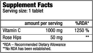 КупитьVitamin C 1000 (30 таблеток) от BioTech USA.